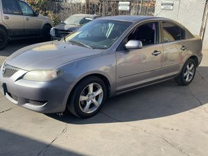 2006 mazda 3 for parts call Turbo Team auto wrecking for your parts more than 800 cars for parts for Sale in Chula Vista, CA