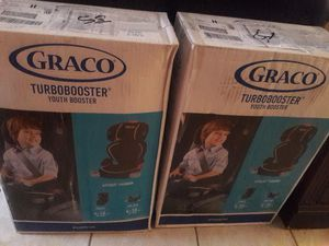 Graco TurboBooster High back Booster Car Seat for Sale in Jacksonville, FL