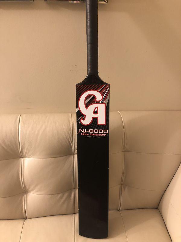 CA fiber cricket bat