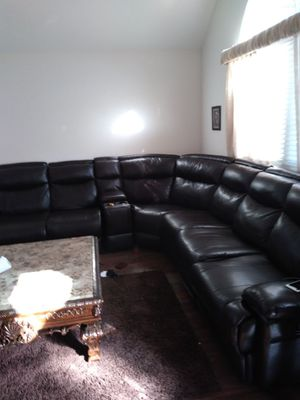 Brown Leather Pit for Sale in Houston, TX