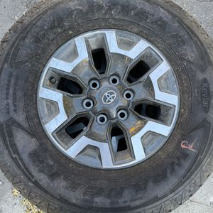 Tacoma TRD Off-road Rims for Sale in Moreno Valley, CA