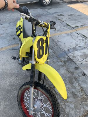 Dirt bike 125cc for Sale in Huntington Park, CA