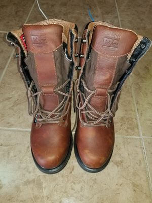 Timberland work boots for woman for Sale in Houston, TX