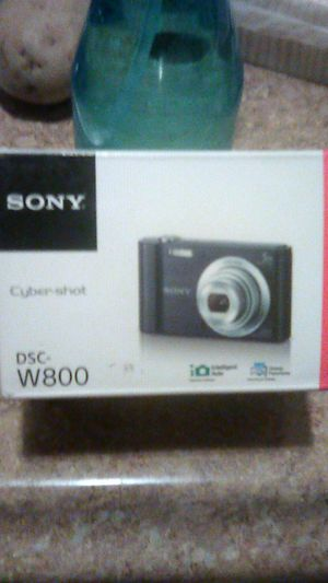 Sony cyber shot for Sale in Phoenix, AZ