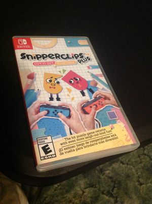 Snipperclips for Sale in Bakersfield, CA