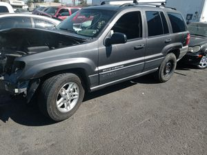 2004 jeep grand Cherokee parting out for Sale in Fontana, CA