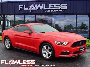 2017 Ford Mustang for Sale in Woodbridge, NJ