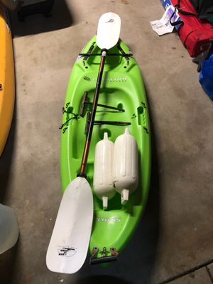 KIDS KAYAK 6 FT LONG **PRICE IS FIRM **SALE PENDING for Sale in Fontana, CA
