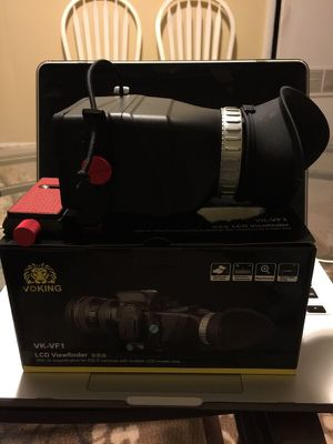 Viewfinder for DLSR or Sony cameras for Sale in Denver, CO