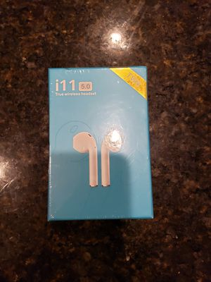 Airpods styled bluetooth wireless headphones for Sale in Elkridge, MD