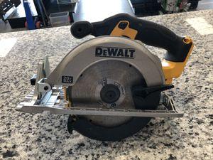 "DeWalt 6-1/2"" Cordless Circular Saw for Sale in Revere, MA"