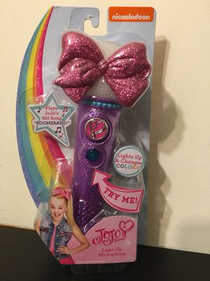 Jojo Siwa Microphone for Sale in Waterbury, CT