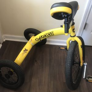 Dynacraft Cyco Cycle 3 Wheel Trike Fold Down Folding 8104-40 Tricycle Cycocycle for Sale in Lexington, SC