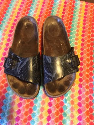 cf19fc05b65 Birkenstock sandals size L8M6 for Sale in Phoenix