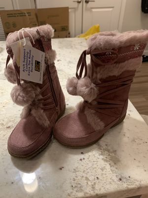 Boots - girls size K size 7 brand new with tags for Sale in Falls Church, VA