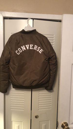 Converse Bomber Jacket for Sale in Alexandria, VA
