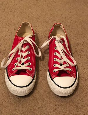 Red Converse Shoes for Sale in Corona, CA