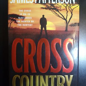 """James Patterson """"Cross Country"""" for Sale in Bonita Springs, FL"""