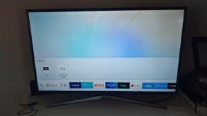 40 inches samsung un40mu6290f 4k smart TV for Sale in Watertown, MA