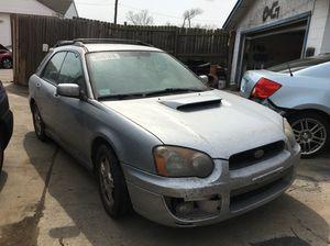 2005 Subaru Impreza wrx for Sale in Nashville, TN