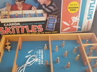 Vintage Skittles Board Game for Sale in San Gabriel,  CA