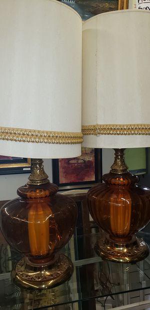 Antique lamps for Sale in Phoenix, AZ
