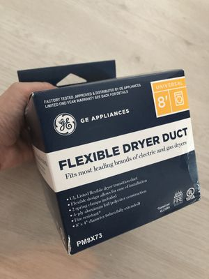 GE flexible dryer duct for Sale in Miami, FL