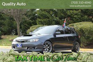 2009 Subaru Impreza Wagon WRX for Sale in Sterling, VA