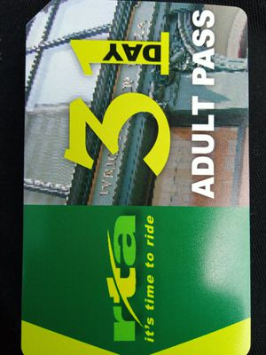 Rta monthly bus pass for Sale in Vandalia, OH