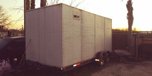7x14 trailer. 3500 for Sale in Hollister, CA