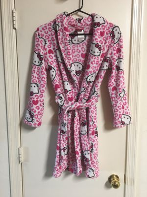 Hello Kitty girls robe large 10/12 for Sale in Surprise, AZ