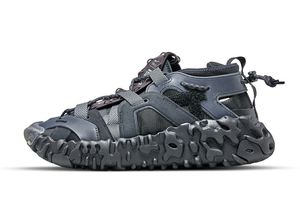 Size 12 Nike ISPA OverReact Sandals Black for Sale in Queen Creek, AZ