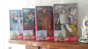 Wizard of Oz barbie collection for Sale in Front Royal, VA