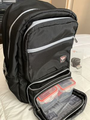 Backpack/Travel Bag/Gym bag/Lunch bag for Sale in Lake View Terrace, CA