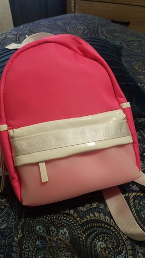 Brand new two cute backpacks yellow and pink for Sale in Glendale, AZ