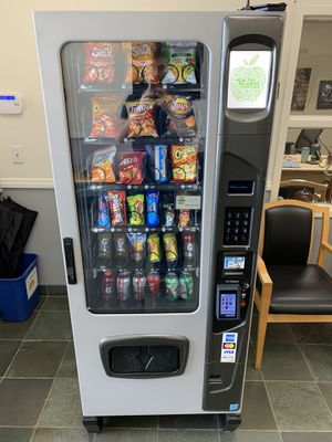 Vending Machine + Location for Sale in Irvine, CA