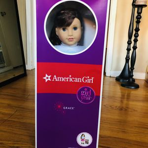 "AMERICAN GIRL GRACE THOMAS - DOLL OF THE YEAR 2015 - 18"" - NEW IN BOX. $150.00 for Sale in Los Angeles, CA"