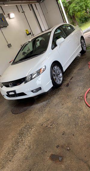 2009 Honda Civic Si for Sale in Danbury, CT