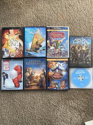 Disney Movies + for Sale in San Diego, CA