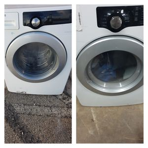 Washer and dryer set for Sale in Miami, FL