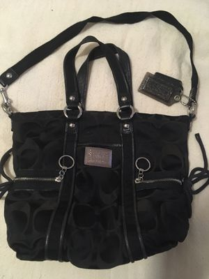 Used Coach Purse for Sale in Fort Wayne, IN