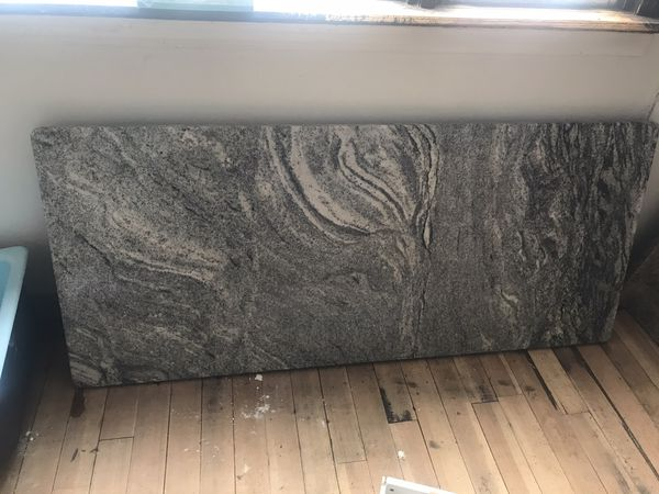 Granite counter top, and DEEP KITCHEN SINK