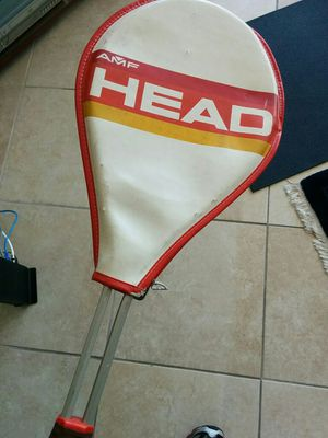 Head tennis racket plus moving sale. Many items! for Sale in Miami, FL
