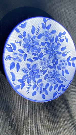 hand painted plate form Italy for Sale in Castro Valley, CA