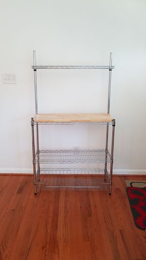 Bakers Rack for Sale in Fort Washington, MD