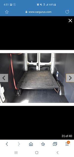 Camper van queen bed for Sale in Bothell, WA