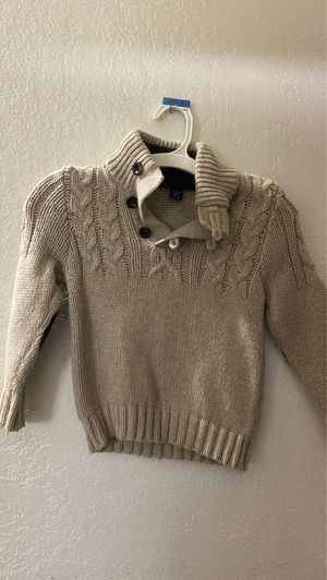 Baby Gap dressy sweater for boys size 3t for Sale in Ontario, CA