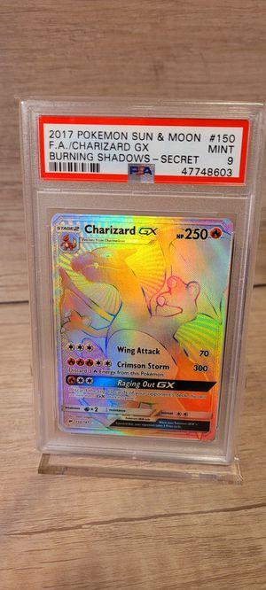 Rainbow Charizard GX Pokémon Card for Sale in Claremont, CA