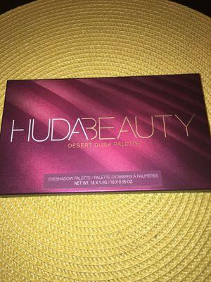 Huda Beauty Dessert Dusk Palette for Sale in El Paso, TX