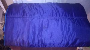 Blue sleeping bag for Sale in Kenosha, WI
